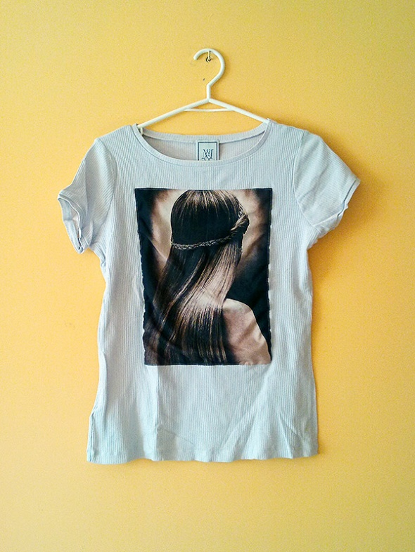 Koszulka print Mango