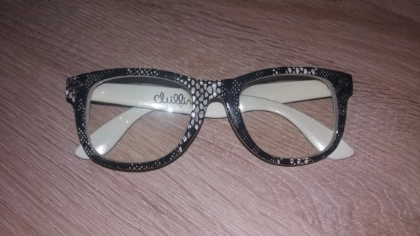 Okulary zerówki Cropp