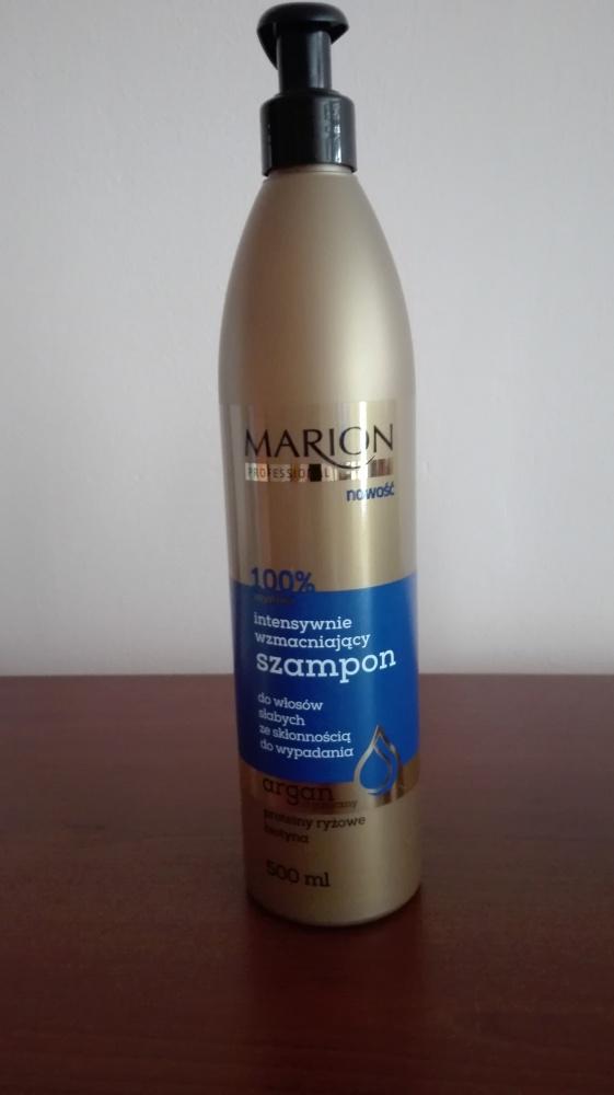 szampon wzmaniający