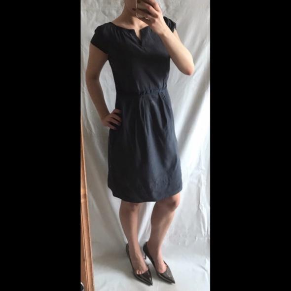 Sukienka szara niebieska Tatuum 36 S...