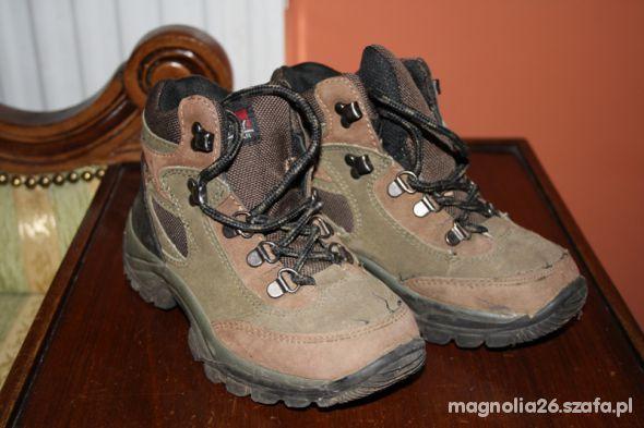 Buty trekingi chłopięce 30 MOUNTY