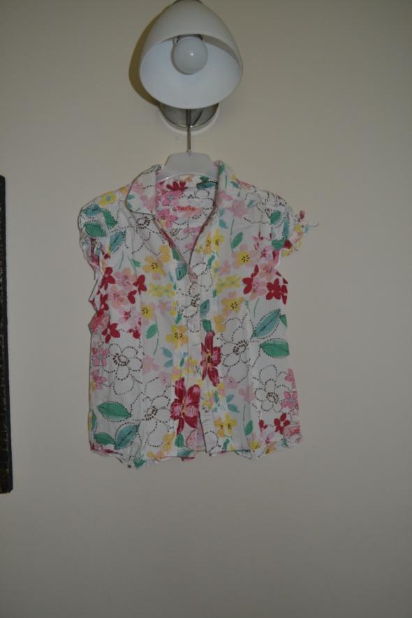 Next Koszula kwiaty 7 lat 122cm