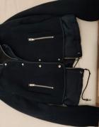 Granatowa kurtka S Zara...