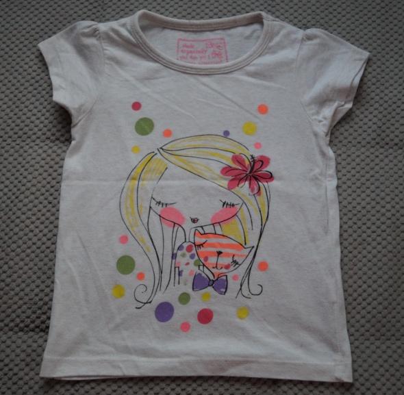 bluzka 110 dziewczynka