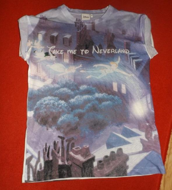 Koszulka z Piotrusiem Panem S...