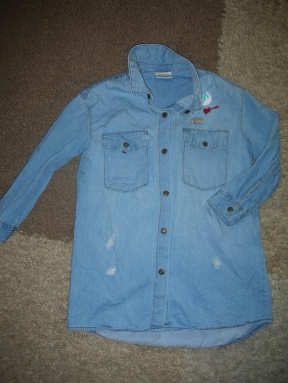 Koszula dżinsowa Zara r 104