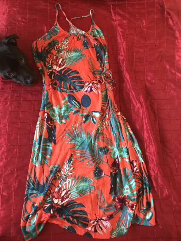 Letnia sukienka ciążowa M38