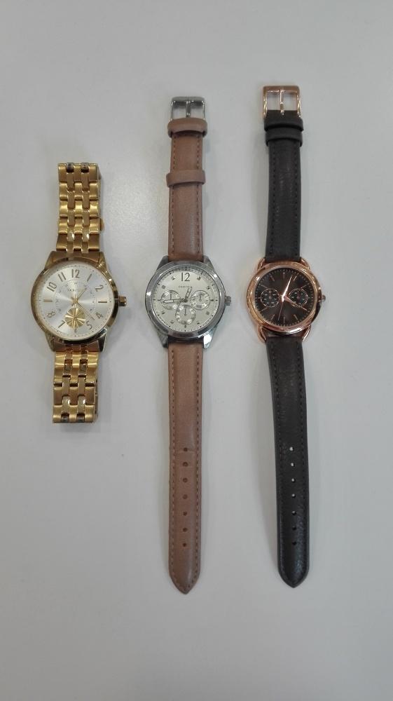 Zestaw zegarków PARFOIS & ANNA FIELD