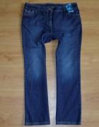 126 MARKS SPENCER spodnie jeansowe jeansy 46