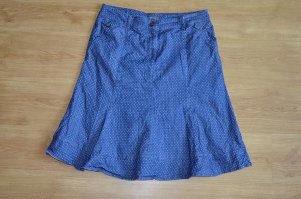 322per una jeansowa spódnica 44...