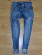 2 Tommy Hilfiger spodnie jeansowe jeansy 34 36...