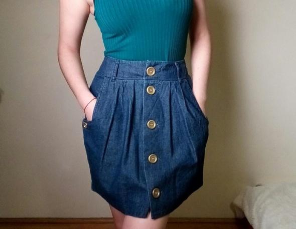 Spódnice Spódnica ala jeansowa