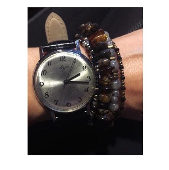 Zegarek Łucz Vintage