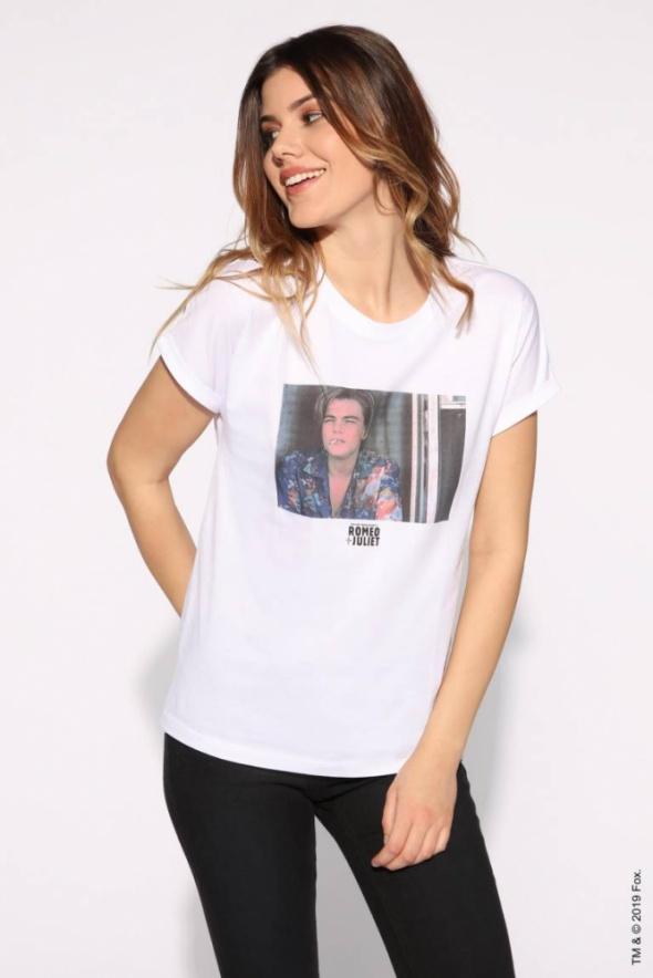 T shirt Tezenis z filmu Romeo i Julia Leonardo