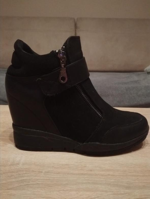 e4e6b8d5 Buty sneakers w Koturny - Szafa.pl