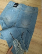 Jeansy missguided anarchy r XL