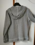 bluzka z długim rękawem bluza H&M kangurek...