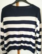 Nowy sweter w paski ORSAY...