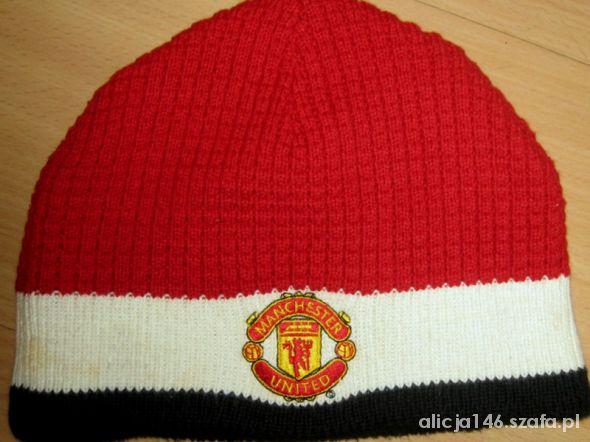 Czapka Manchester United
