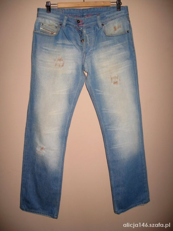 Diesel Kulter spodnie jeans W 31 L 34...