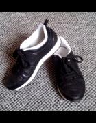 Tanio Super wygodne buty sportowe 37 wężowa skóra...