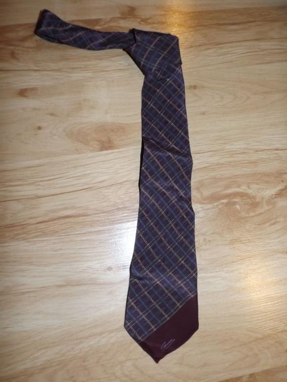 Francuski jedwabny krawat