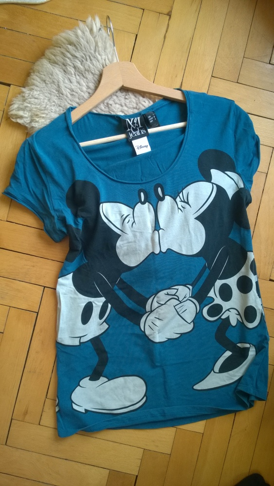Koszula bluzka Disney Mickey Mouse Mango