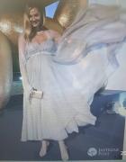 Suknia ciazowa...
