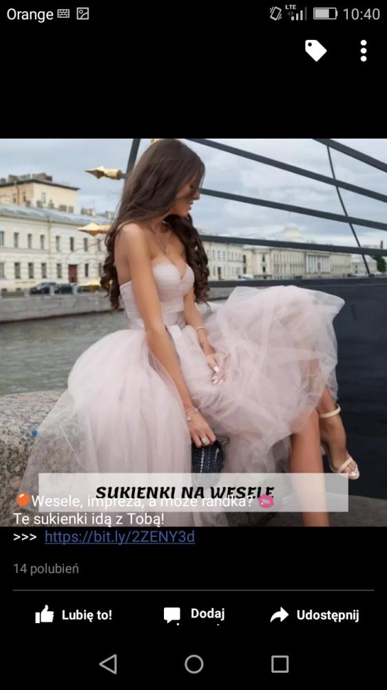Sukienka na 18