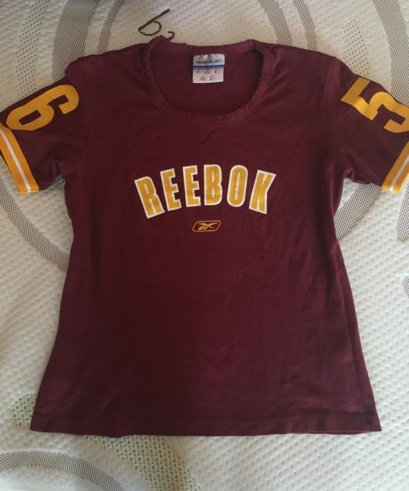Koszulki Reebok koszulka fitness siłownia M 38