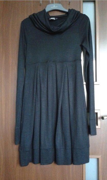 Dzianinowa sukienka H&M
