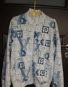 biała bluza xl xxl