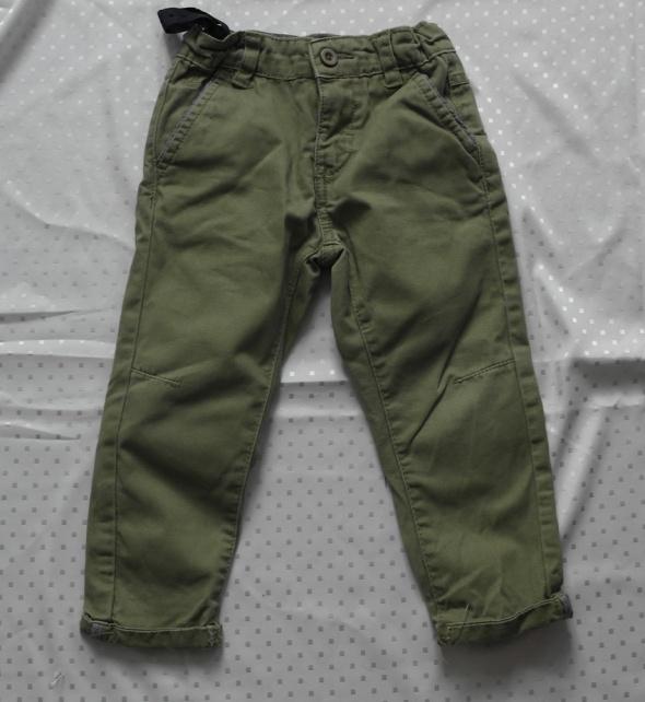 Spodnie zieleń wojskowa 92...