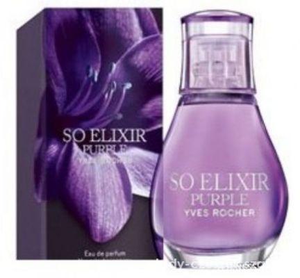 Yves Rocher EDP So Elixir PURPLE miniaturka