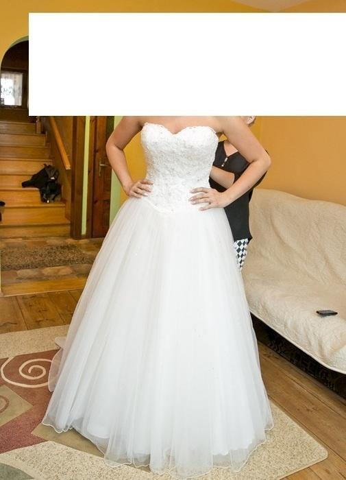 suknia ślubna Sincerity Bridal princessa