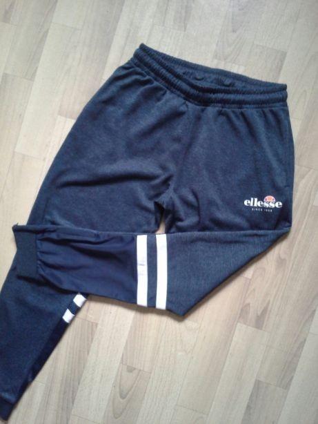 Ellesse spodnie granat M nie Fila Champion Nike Adidas Puma Kap...