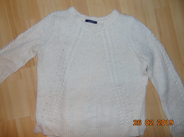 Swetry sweter S nude PROMOD