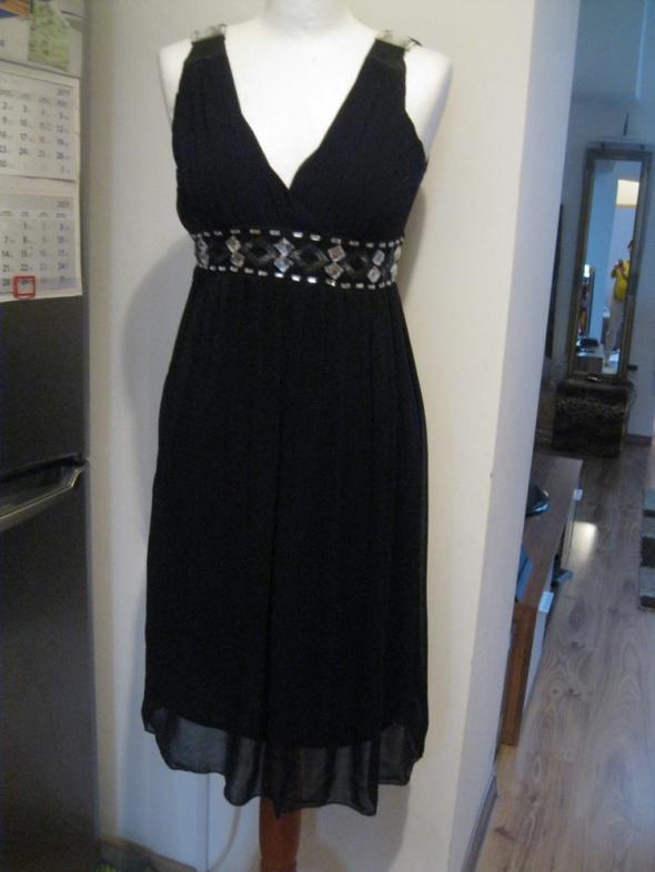sukienka TMORDE S czarna