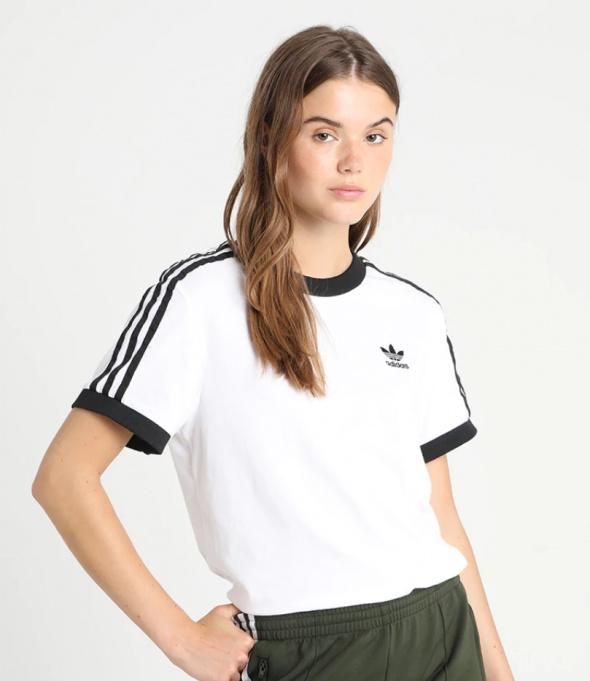 tskirt adidas biały czarny...