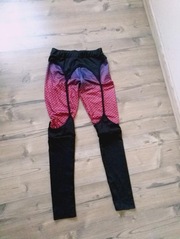 Nowe elastyczne seksi spodnie na siłownię fitness