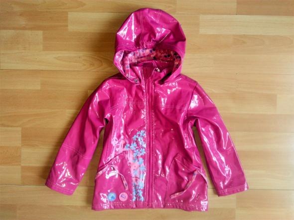 Disney kurtka na deszcz kurteczka z podszewką 104