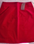 Czerwona spódniczka ORSAY...