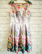 Kwiatowa sukienka Orsay...