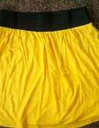 żółta spódniczka orsay...