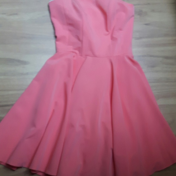 morelowa sukienka