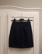 elegancka garantowa spódnica Bershka...