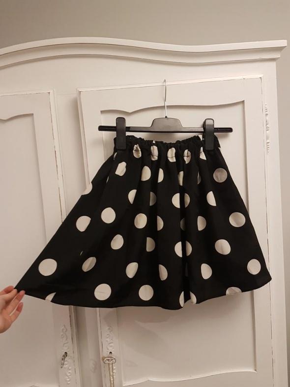 Spódnice spódnica z koła rozkloszowana