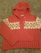 Sweter George dla dziewczynki 110 116 5 6 lat...