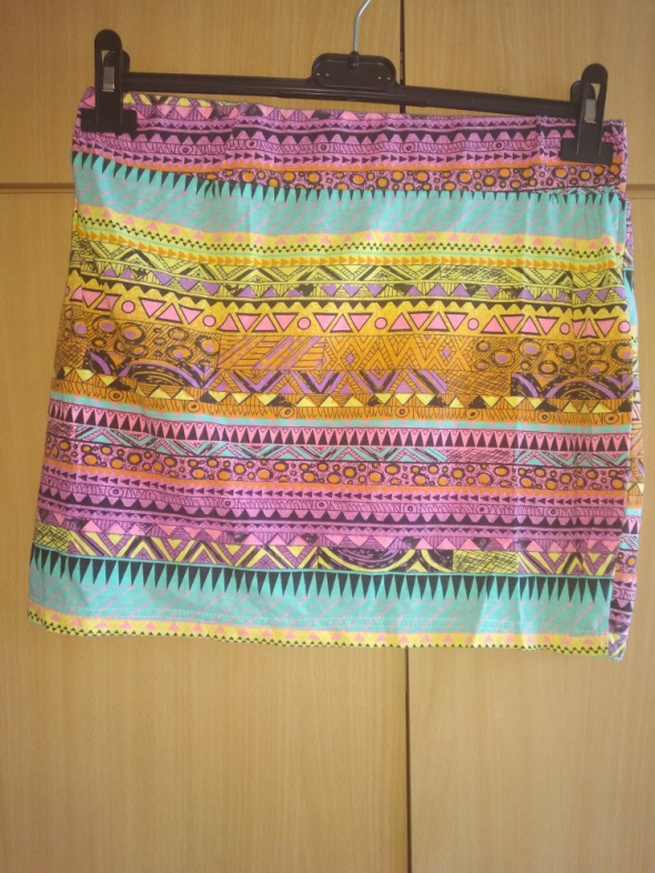 Spódnice Spódnica we wzorki M