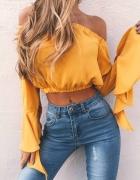 Hiszpanka żółta